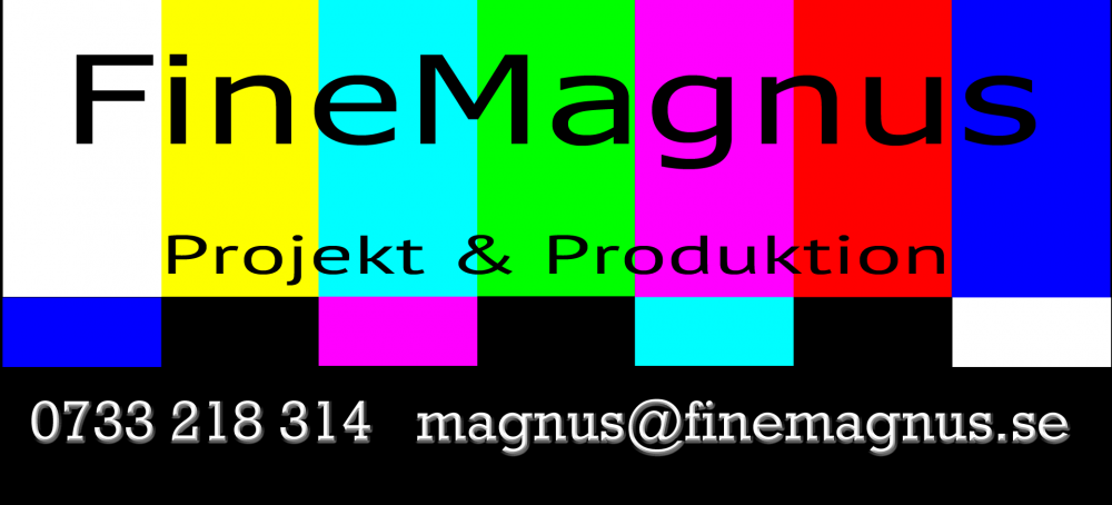 Finemagnus Projekt & Produktion